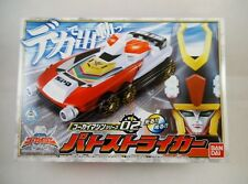 NEW Bandai Japan Sentai Gokaiger DX Patstriker Power Rangers Mega Force Megazord