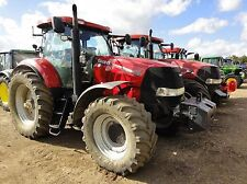 Case Puma  165, 180, 195 & 210 Tractors - Workshop / Service / Repair Manual.