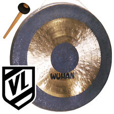 "Wuhan 24"" Chau Gong with Mallet Beater WU007-24 - Deep Rich Powerfull Tone"