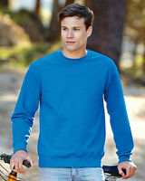 Fruit of the Loom 62202 Set-in Sweatshirt Jumper Pullover Size S-3XL 11 Colours