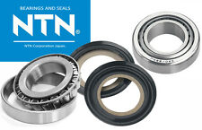 STEERING HEAD BEARING KIT & SEALS : Suzuki DRZ 400E All Models NTN Brand