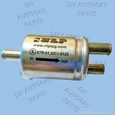LPG autogas filter twin double outlet 12x12x12 KME/STAG/Zenit/BRC