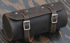 Brown Leather Bike Saddle TOOL BAG Q Fixies Vintage Schwinn Cruiser Bicycle Seat