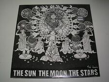The Sun The Moon The Stars Mind Reader LP sealed Mint Black Numbers 2012