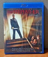 The Stepfather    Blu Ray Unrated Director's Cut   LIKE NEW