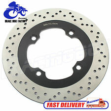 Rear Round Brake Disc Rotor for Buell Cyclone M2 Lightning X1 S1 Thunderbolt S3
