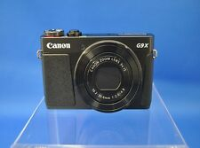 Canon PowerShot G9 X  Black 20.2MP Wi-Fi Digital Camera Japan Model New