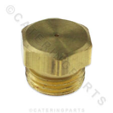 PITCO P6071330 GAS FRYER BURNER INJECTOR ORIFICE JET UNDRILLED - DRILL TO SIZE