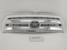 OEM USED GRILLE  TOYOTA TUNDRA ACCESS CAB SR5 PAINTED NICE 03 04 05 06 WHITE