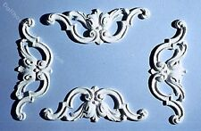 Dollhouse Miniature Ceiling or Wall Applique Embellishment