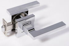 "Madoov Privacy Modern Door Lever,Handle Set ""GENEVA"""