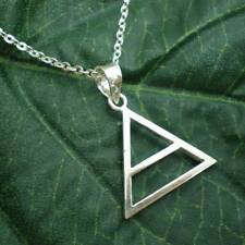Thirty Seconds 30 Second To Mars Necklace - Triangle Necklace Pendant Jewelry