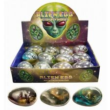 6 x Twin Alien Egg Earthpods Party Loot Goodie Bag Filler Stocking Toys N14 154