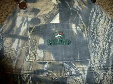 RedHead Overalls Camo Toddler 4T Advantage Timber Camouflage Soft EUC