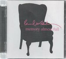 Paul McCartney - Memory Almost Full  (CD 2007) Excellent Condition