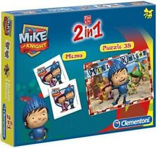 Mike the Knight Memo and Puzzle Memory Dissection Puzzle Memory Game game 3