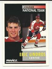 Hockey Card Canadian National Team Pinnacle 1991-92 Eric Lindros 365