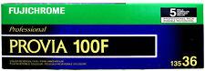 5 Rolls Fujifilm RDP-III Fujichrome 135-36 Provia 100f Color Slide Film FRESH