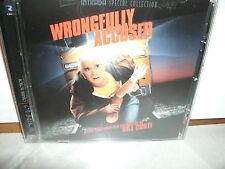 WRONGFULLY ACCUSED,INTRADA FILM SOUNDTRACK,LTD 1500