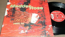 """MADDER ROSE, PANIC ON 3 Track 10"""" Picture Sleeve 1994-Atlantic A8301TE-EX"""