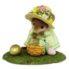 Wee Forest Folk M-389 Big Egg, Little Basket