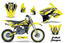 AMR Racing Suzuki RM 85 Graphic Decals Number Plate Kit Sticker Wrap 02-15 TF K