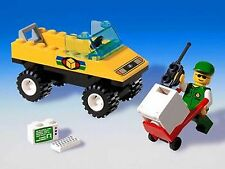 Lego 6325 Package Pick-Up - Buggy + Trolley - EX Condition