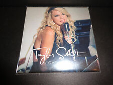 "Taylor Swift ""Love Story"" Promo CD Single UNIVERSAL MUSIC FRANCE"