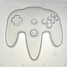 Flexible Resin Mold Retro Video Game 64 Bit Controller Player Mould