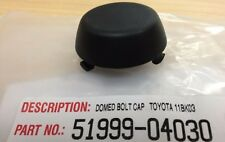 GENUINE TOYOTA TACOMA 2006 DOMED BUMPER BOLT CAP QUANTITY OF 1 5199904030