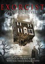 EXORCIST HOUSE OF EVIL USED VERY GOOD DVD