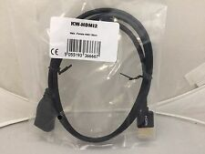 Kenwood Kw-Hdmi2 Cable Lead Wiring Harness Hdmi Genuine Kenwood