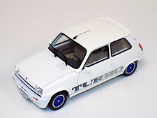 1/18 Otto GT Spirit Renault 5 Alpine Turbo Gorodini in White OT691