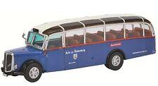 Schuco AAGR Postauto Alpenwagen IIIa Bus Omnibus Linienbus Reisebus 1:87