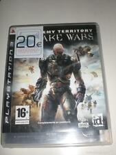 ENEMY TERRITORY QUAKE WARS PS3 - EN CASTELLANO COMO NUEVO