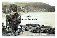 rp17465 - Paddle Steamer passing Battery Point , Dartmouth , Devon - photo 6x4
