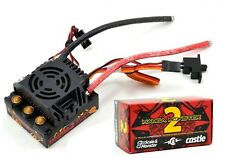 Castle Creations 1/8 Mamba Monster 2 Extreme Esc, Waterproof 010-0108-00