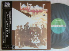 LED ZEPPELIN II / CLEAN COPY JPN ORIGINAL GRAMMOPHON WITH OBI
