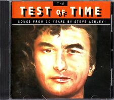 STEVE ASHLEY- The Test Of Time CD (Best 30 Years/Folk) Albion Country Band