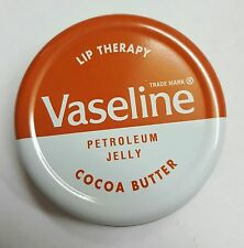 2 X Vaseline Lip Therapy Petroleum Jelly Cocoa Butter 20g