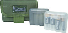 "Maxpedition MX1809G Volta Battery Case - GREEN 4.5"" x 3"" x 0.75"" 12 gauge SIZE"