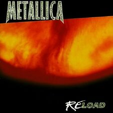 METALLICA - RELOAD 2 VINYL LP NEW+