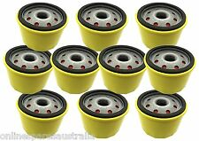 10 LONG LIFE Oil Filters replace Briggs and Stratton & 492932 fit Ride On Mower