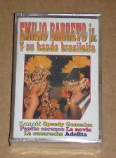 EMILIO BARRETO jr. Y SO BANDA BRASILEIRA - MUSICASSETTA MC SIGILLATA (SEALED)