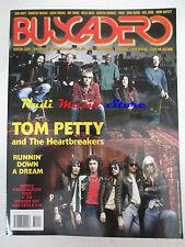 rivista BUSCADERO 296/2007 Tom Petty John Hiatt Derek Trucks Radiohead No cd