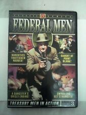 Federal Men - Classic Television Series Vol 3 (DVD, 2005)
