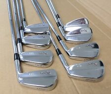 Mizuno MS-9 Muscle Back 3-PW Iron Set-Stiff-Standard specs-Excellent cond