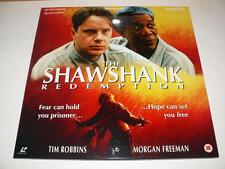 LaserDisc ~ The Shawshank Redemption ~ Stephen King ~ PAL ~ Double Disc ~ Rank