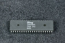 ZILOG Z80A CPU Microcontroller Central processing unit - 40-Pin Dip Z8400APS