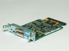 Cisco WIC2T 2 PORT Serial Interface Card WIC-2T  EXCELLENT CONDITION